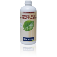 Blanchon Natural Soap for Oiled Wood Floors 1 Litre