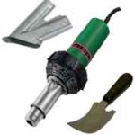 HOT AIR WELDING & ACCESSORIES