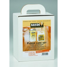 SAICOS FLOOR CARE SET FOR WOOD FLOORS