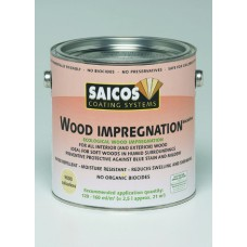 SAICOS WOOD IMPREGNATION