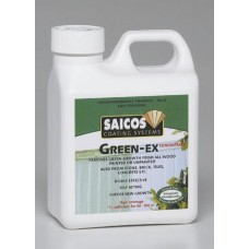 SAICOS GREEN X CLEANER CONCENTRATE 1 LITRE