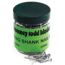 RING SHANK NAILS 25mm 500g
