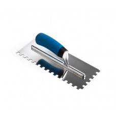 "3/8"" U NOTCH TROWEL SOFTGRIP"